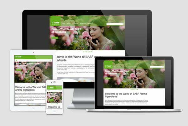Hyperbrand webdesign wordpress agentur aus frankfurt for Aroma agentur